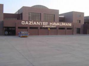 Gaziantep Havalimanı'nda yolcu artışı