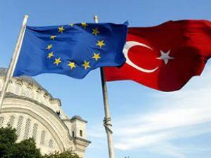 """AB'den Türklere vizede """"basitleştirme"""""""