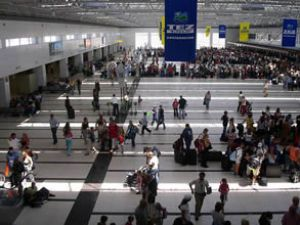 Antalya'ya 4 ayda 1.4 milyon turist geldi