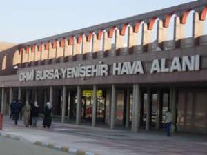 Yenişehir Havalimanı'nın adı değiştirilsin