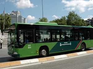 Yeni otobüs rengini İstanbullu seçecek