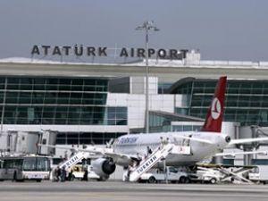 Atatürk Havalimanı'nda engeller kalktı