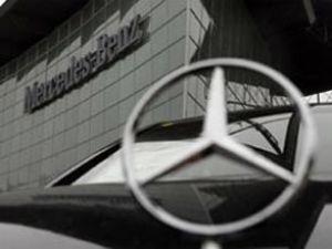 Mercedes-Benz ilk çeyrekten memnun
