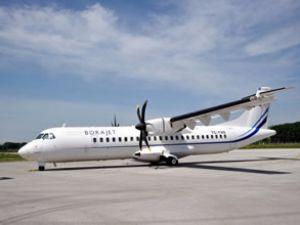 Borajet Gazipaşa'ya uçuşlarını durdurdu