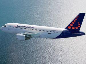 Brussels Airlines'ın yolcu sayısı %1.6 büyüdü