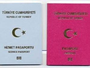 Çipli pasaportların kapakları yenilenecek
