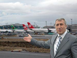 Orhan Birdal 3'üncü havalimanını anlattı