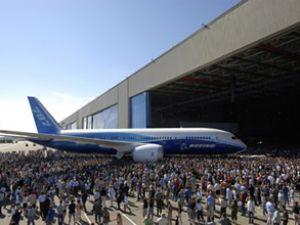 FAA'dan Boeing 787 seferlerini durdurun