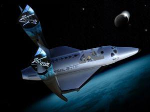 Virgin'in uzay aracı havada tüy gibi büküldü