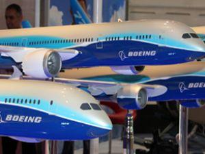 Boeing, yılın 2. çeyreğinde kârını artırdı