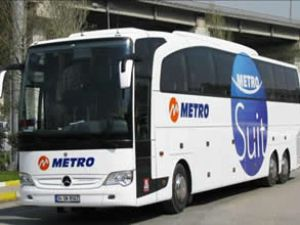 Metro Turizm, eğitim için otobüs hibe etti