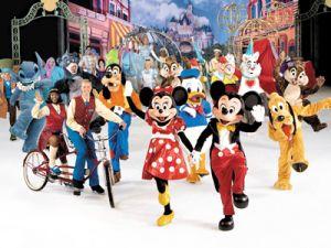 Disneyland için 2.100 davetiye dağıtıyor