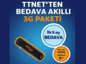 TTNET'ten 'Akıllı 3G paketleri' kampanyası