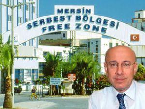 Mersin Serbest Bölgesi'nde ticaret arttı