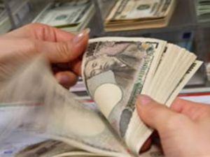 Dolar, Yen karşısında dip noktasında