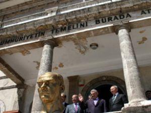 Yıldırım: Sivas, Anadolu'nun en önemli noktası