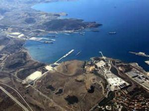 Aliağa limanları bölgenin gözdesi oldu