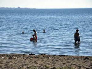 Çanakkale'nin deniz suyu temiz çıktı