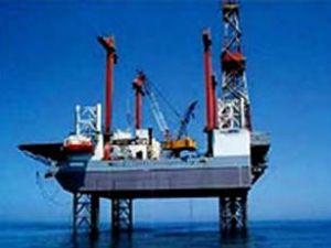 Karadeniz'de petrol inşası devam ediyor