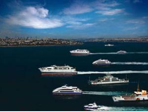 İDO feribotlarında büyük yoğunluk yaşandı