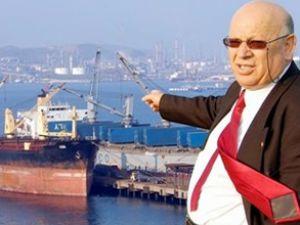 Aliağa'ya 8 ayda 3 bin gemi geldi