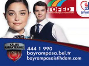 Bayrampaşa'dan iş garantili hosteslik kursu