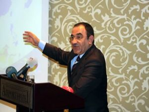 Ali Arıduru, 44 ülkenin eğitim başkanı oldu