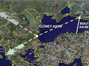 Rusya, Güney Akım Projesi'nde kararlı