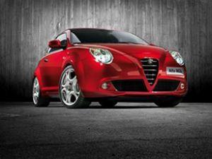 Tam otomatik Alfa Romeo Mito Türkiye'de