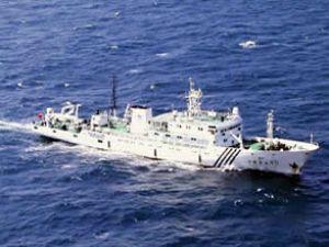 Çin, deniz alanında gittikçe güçleniyor