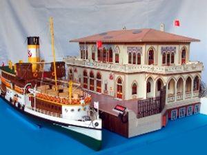 İstanbul İskeleleri Rahmi Koç Müzesi'nde