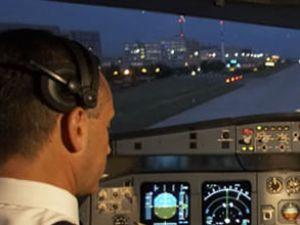 Pilot, uçuş sırasında hayatını kaybetti