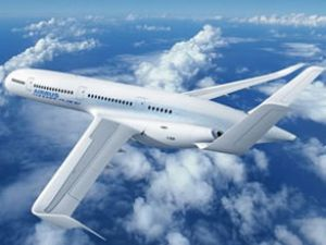 Airbus'ın şeffaf gövdeli uçak üretimi planı
