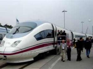 Konya Şeb-i Arus'a hızlı trenle girecek