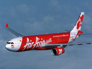AirAsia'nın Cidde'ye olan uçuşu gerçekleşti