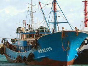 Japonya, gemi kaptanını serbest bırakmalı