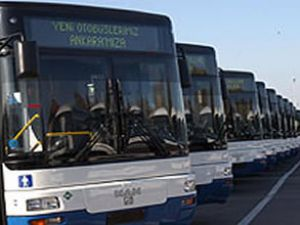 Ankara'da 8 otobüse tuvalet yapılacak