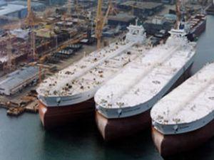 Ürün tankeri inşaatı pik noktasına ulaştı