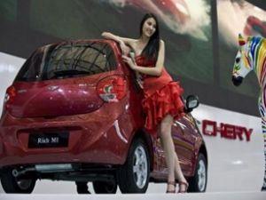 Çinli Cherry, Türkiye'de fabrika kuracak