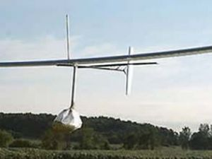İnsan gücüyle çalışan hava aracı üretildi