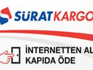 Sürat Kargo ile internetten al-sat yapın