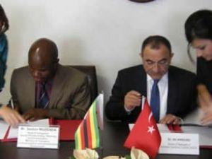 SHGM, Zimbabve'yle anlaşma imzaladı