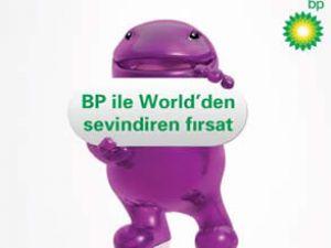 BP ile Worldcard'tan işbirliği