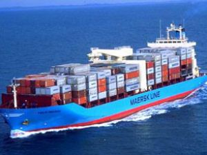 MSC, Maersk'in 4 konteyner gemisini kiraladı