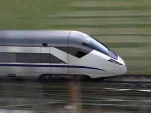 Yüksek hızlı trende hız rekoru Çin'in oldu