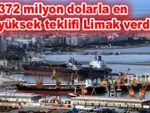 İskenderun Limanı ihalesini Limak aldı