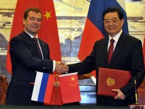 Çin ile Rusya arasında dev enerji işbirliği