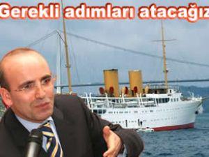 Bakan Şimşek'ten Savarona açıklaması