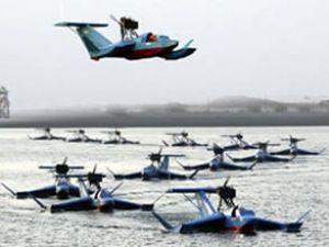 İran'ın son teknoloji harikası uçan botlar