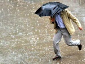 Meteoroloji'den 13 kente kuvvetli yağış uyarısı